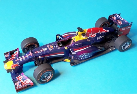 Red Bull RB9, Malajzia 2013