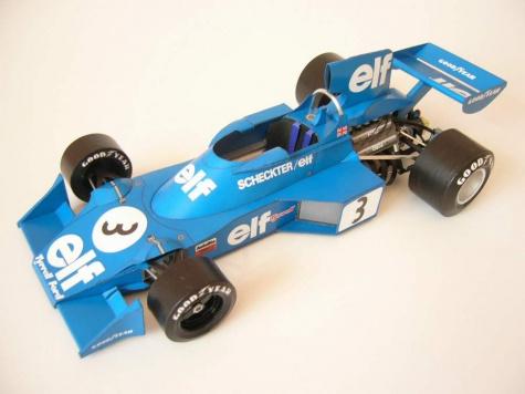 Tyrrell 007, 1974