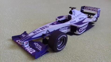 Williams FW22 - Ralf Schumacher