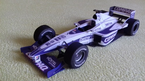 Williams FW22 - Ralf Schumacher