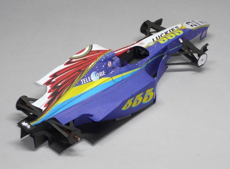 BAR 001 - Ricardo Zonta - 1999