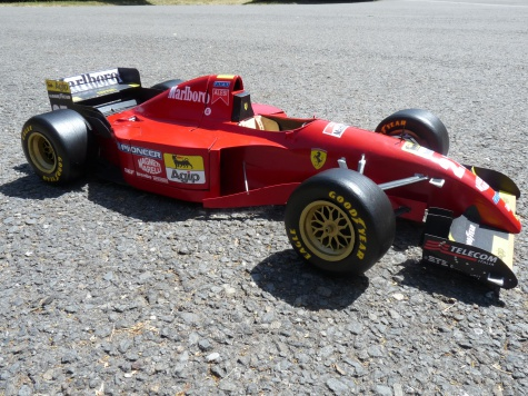 Ferrari 412 T2 1995
