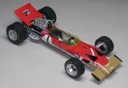 Lotus 49B MKIII - Graham Hill - Monako 1969