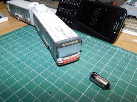 Irisbus City bus 18M 6538 DPP