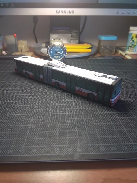 Irisbus City bus 18M