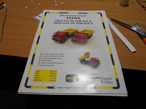 Tatra T815 S1 26208. 6*6.2