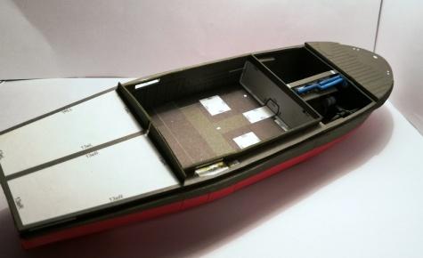 Motorový čln MO-634