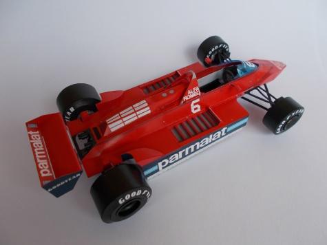 Brabham BT48, GP USA 1979, N. Piquet