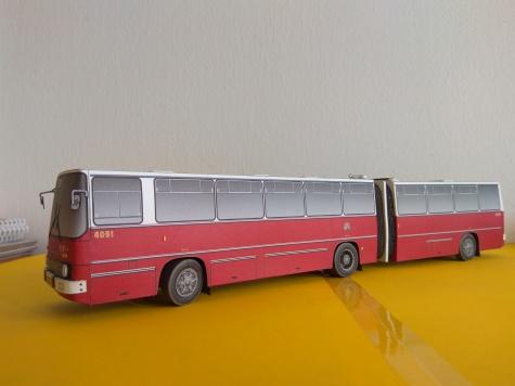 Ikarus 280.08 DP Praha