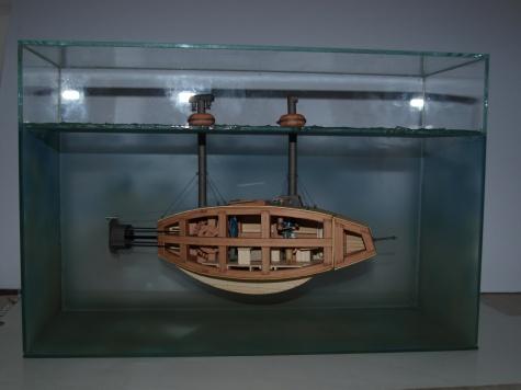Ponorka O.B.Gerna z Krymské války