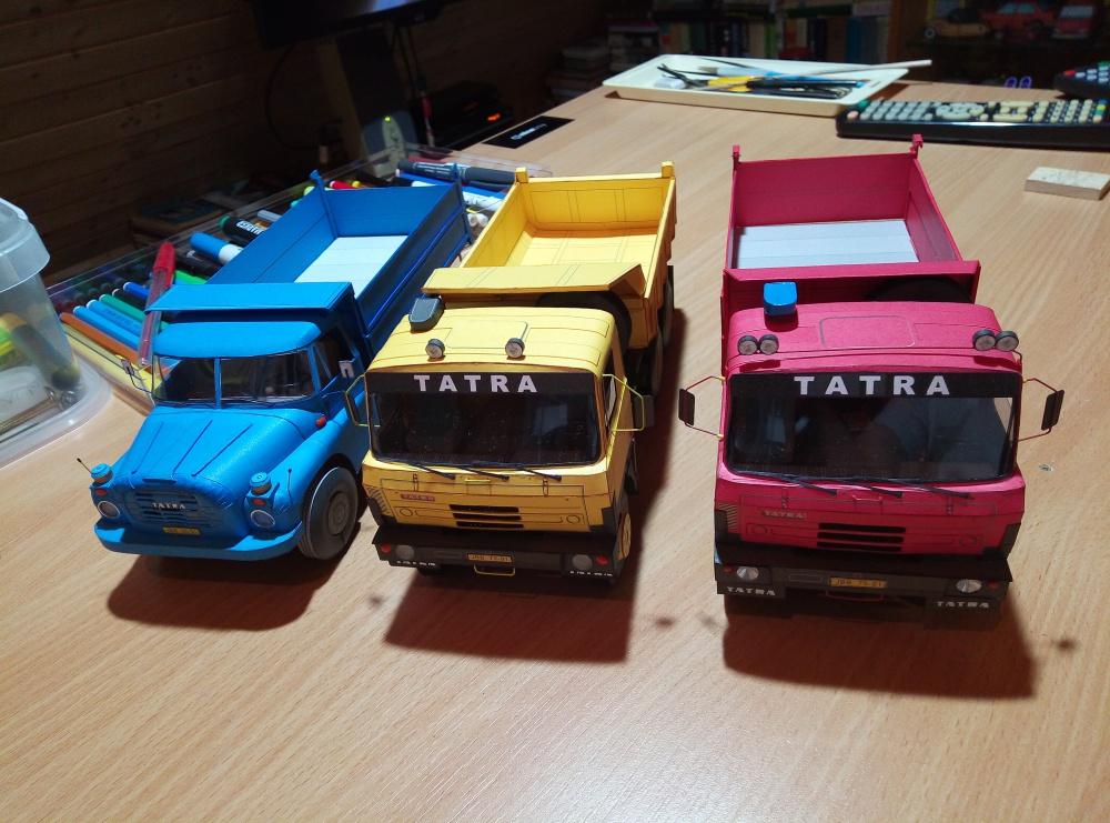 Tatra 815 S3 26 208 6*6.2