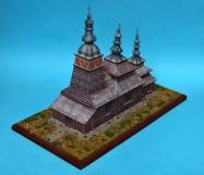 OWCZARY - Cerkiew Opierki Matki Bozej