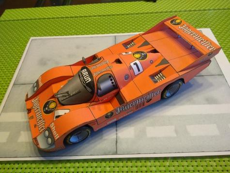 Porsche 956 Jagermeister