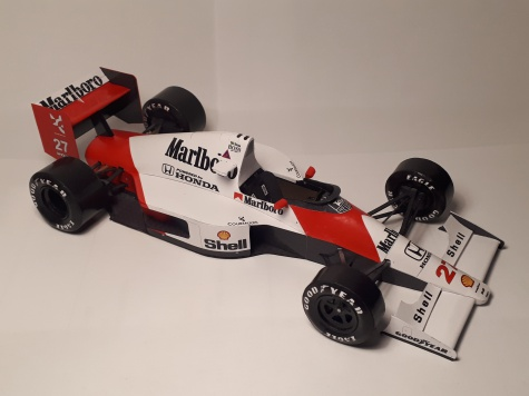 McLaren MP4/5B