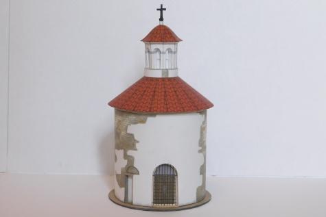 Rotunda sv. Longina - Praha