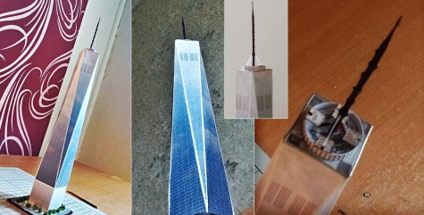 One World Trade Center (WTC - Freedom Tower)