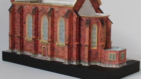 Kostel sv. Barbory - Adamov