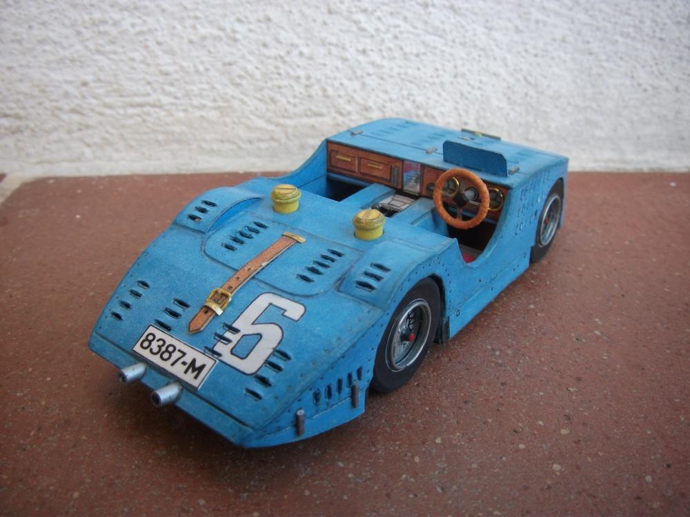 Bugatti T 32