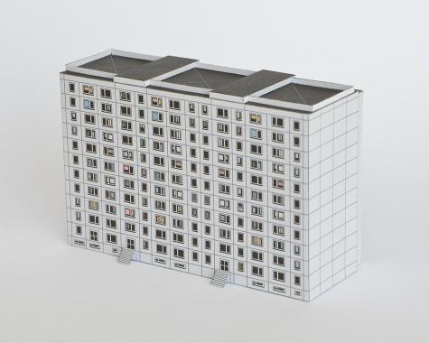 Panelový obytný dom T 06B