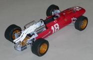 Ferrari 312/67 - Lorenzo Bandini - GP Monaka 1967
