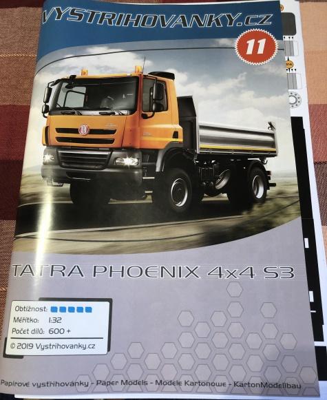 Tatra Pheonix 4*4 S3