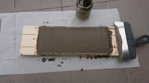 Panelové parkovisko