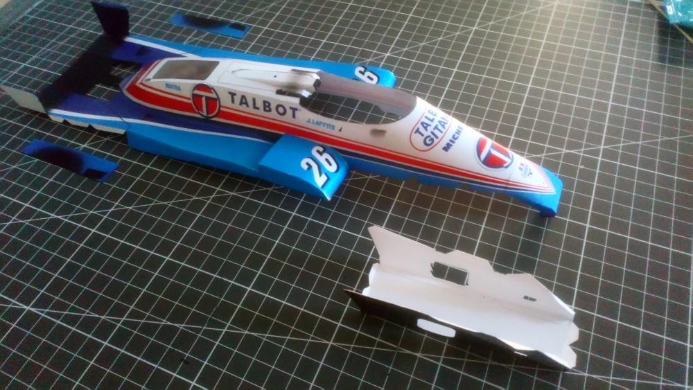 Ligier JS19