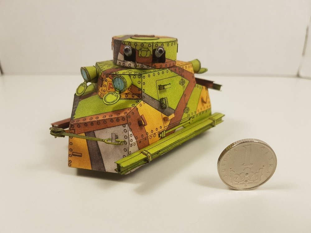 Obrněná drezína Tatra T-18