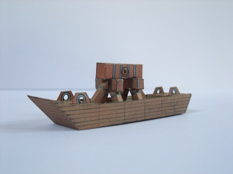 Lodní mlýn