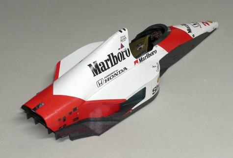 McLaren MP4/5B - Gerhard Berger - GP Japonska 1990
