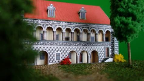 Červený dům v České Lípě
