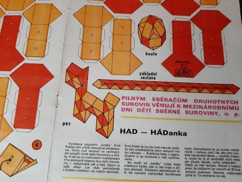HAD - HÁDanka