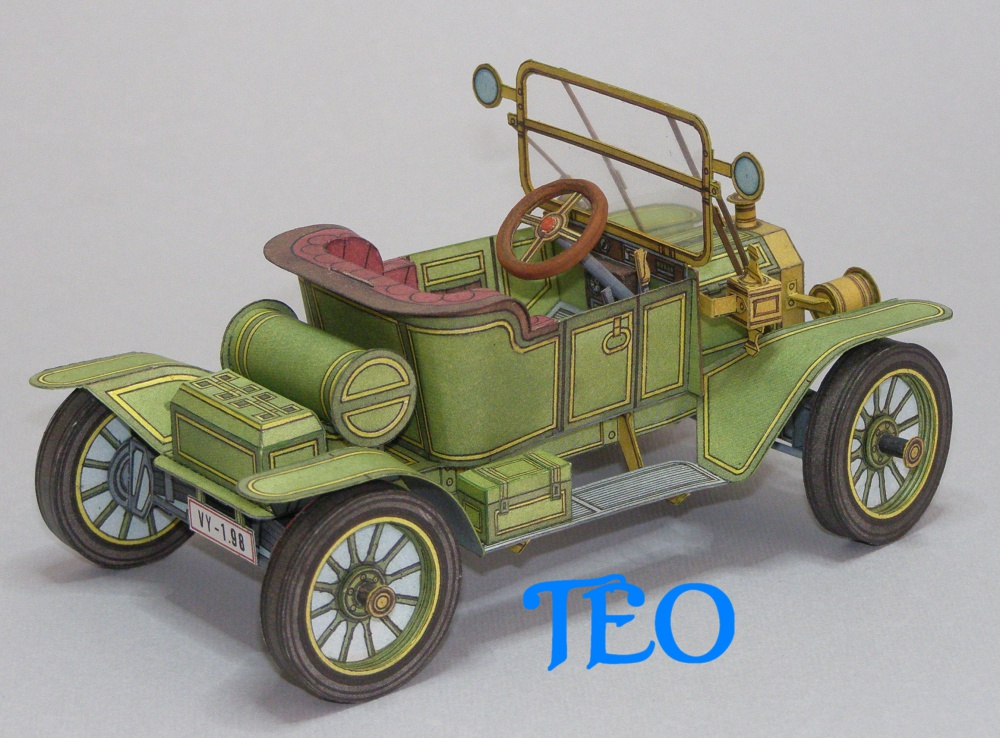 Ford T-1908