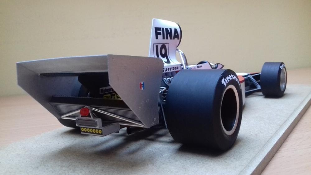 Surtees TS16, 1974