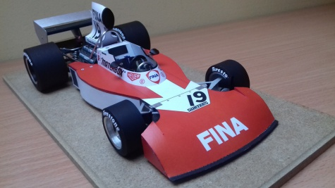 Surtees TS16, 1974