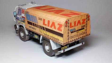 Liaz 111.154 D Dakar 1988