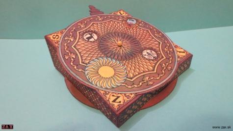 Slnečné hodiny a kompas