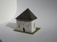 Kaplnka Rájecká Lesná
