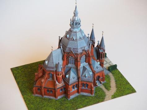 Farní kostel Navštívení Panny Marie v Poštorné