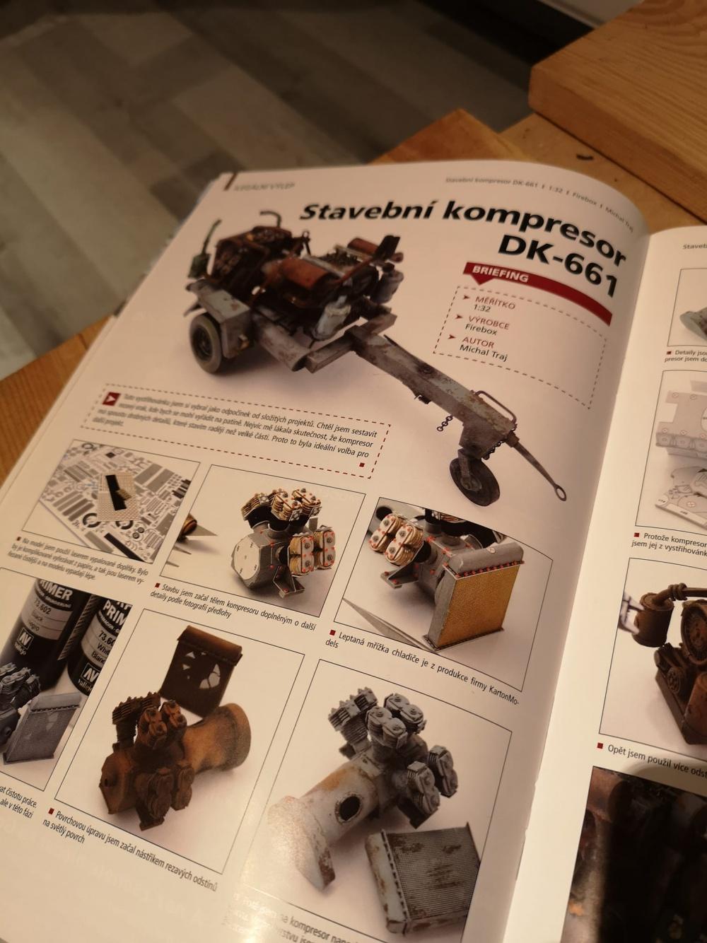 Compressor DK-661
