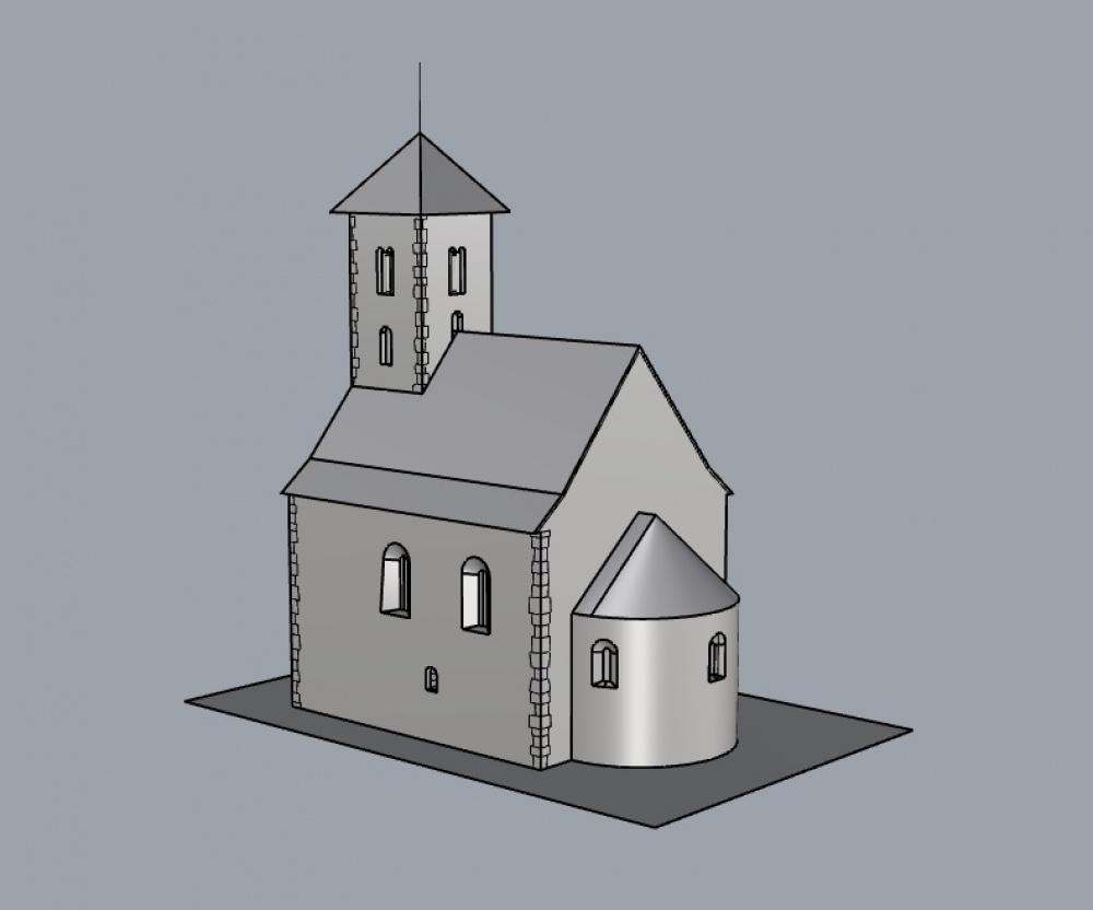 Kostel svatého Jána Krstitela, Pominovce