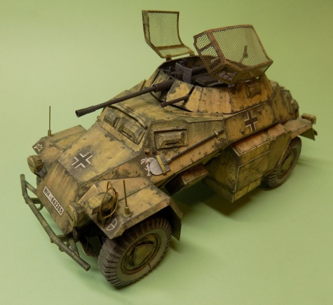 Sd. Kfz. 222