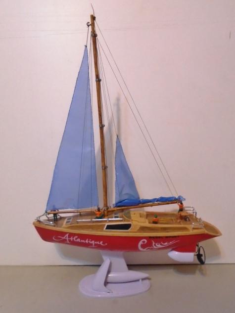 plachetní jachta