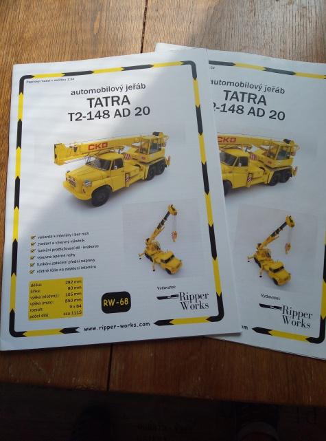 Tatra T2 148 AD 20