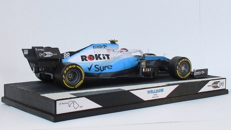 Williams FW42 - British GP 2019