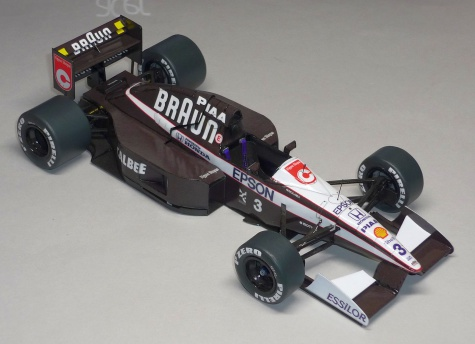 Tyrrell 020