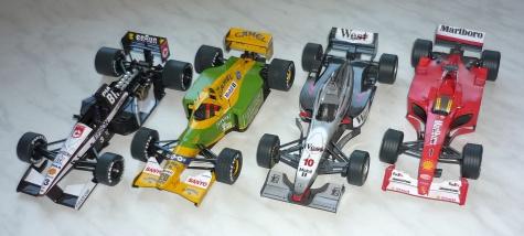Tyrrell 020 - Satoru Nakajima - GP Kanady 1991