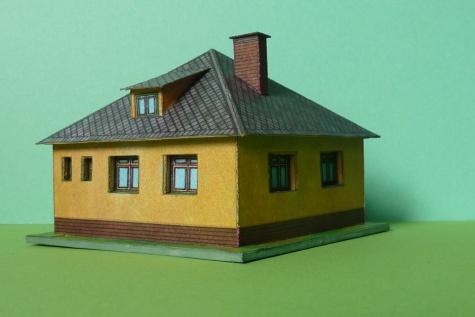 Dva rodinné domky