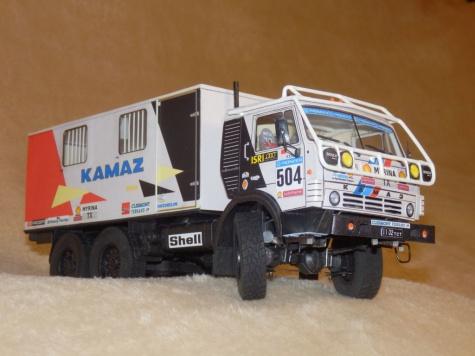 Kamaz 4310 Dakar (1991)