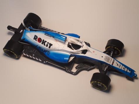 Williams FW42 2019